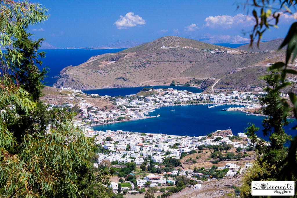 In viaggio a Patmos, l'isola dell'Apocalisse