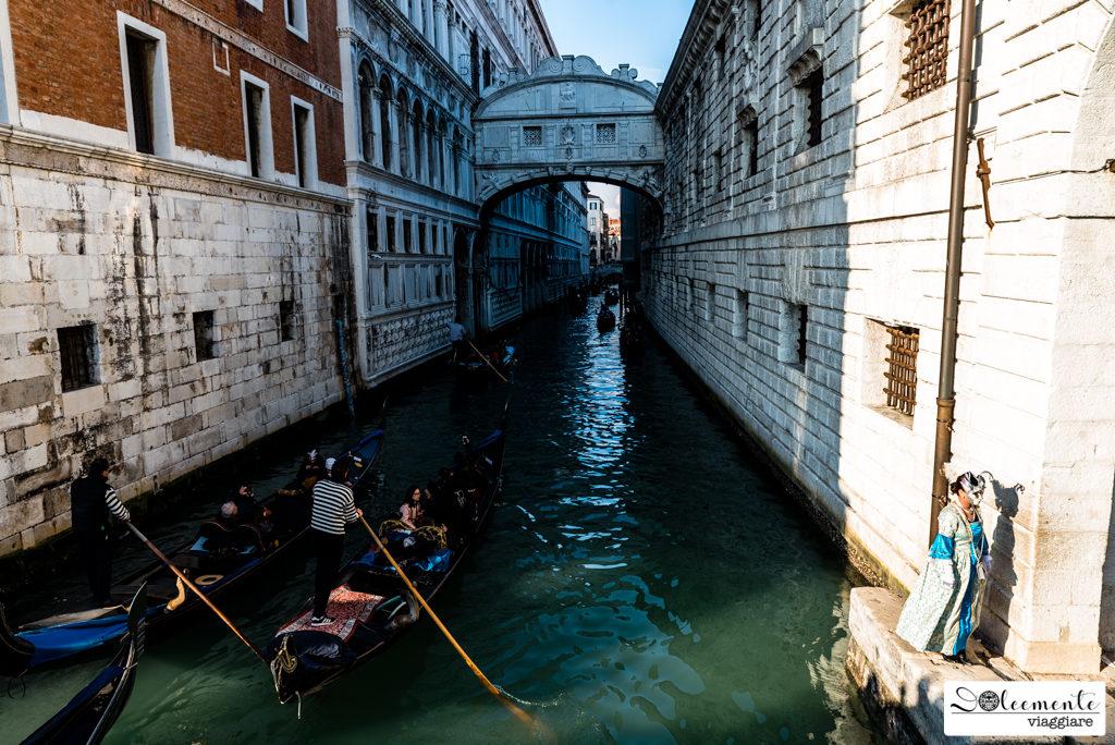 """Carnevale a Venezia, la """"città delle maschere"""""""